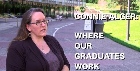 Where Our Graduates Work