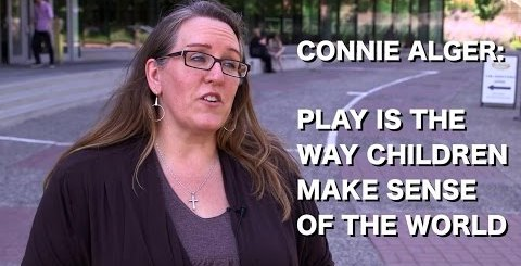 Play Is the Way Children Make Sense of the World