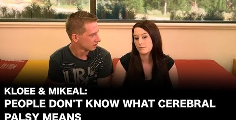 People Don't Know What Cerebral Palsy Means