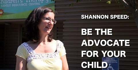 Be the Advocate for Your Child
